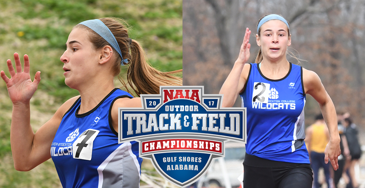 Paige Bray finished 6th in the 200-meter dash at the NAIA Outdoor Championships