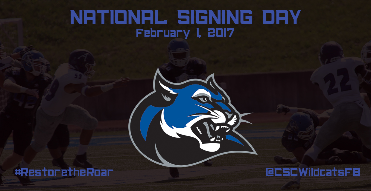 The Wildcats signed 26 new players on signing day Wednesday