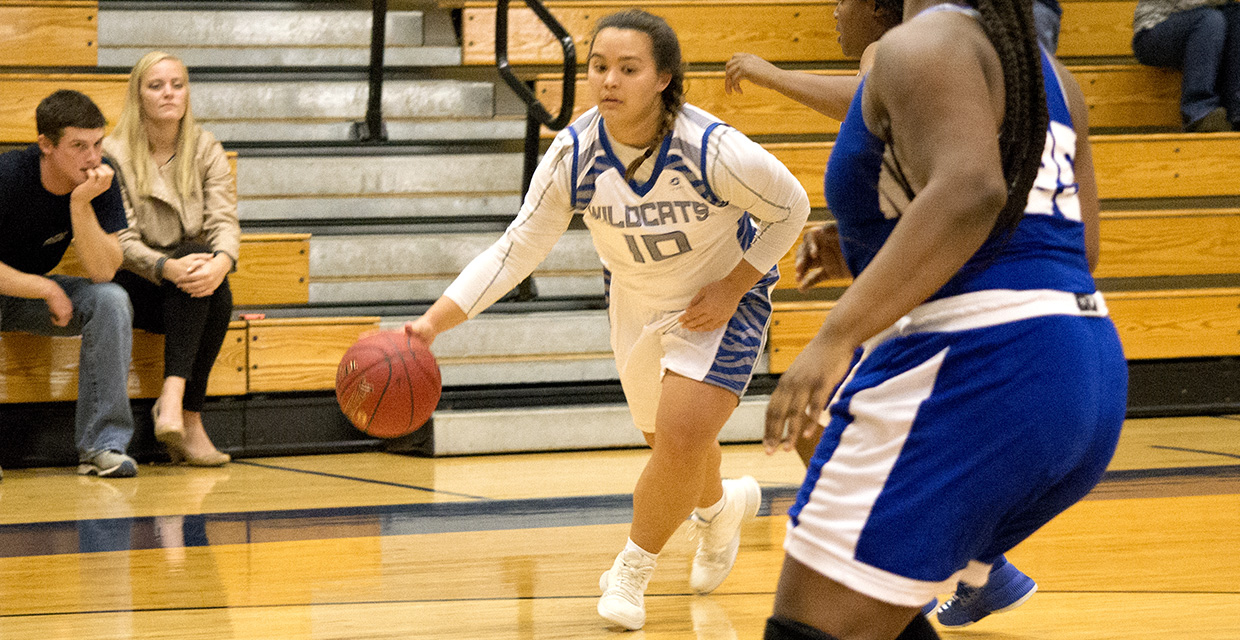 Bovard Leads Three Players in Double Figures in Loss to No