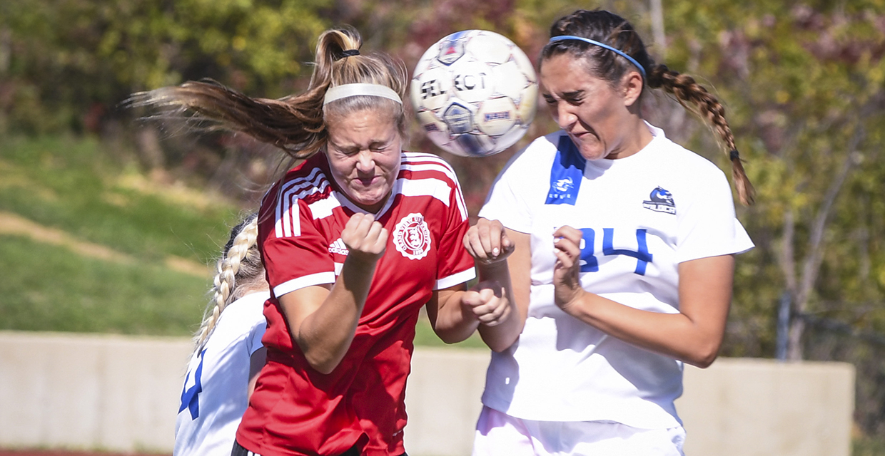 Krystul Diaz assisted on the Wildcats' only goal in a 1-0 loss to Grand View