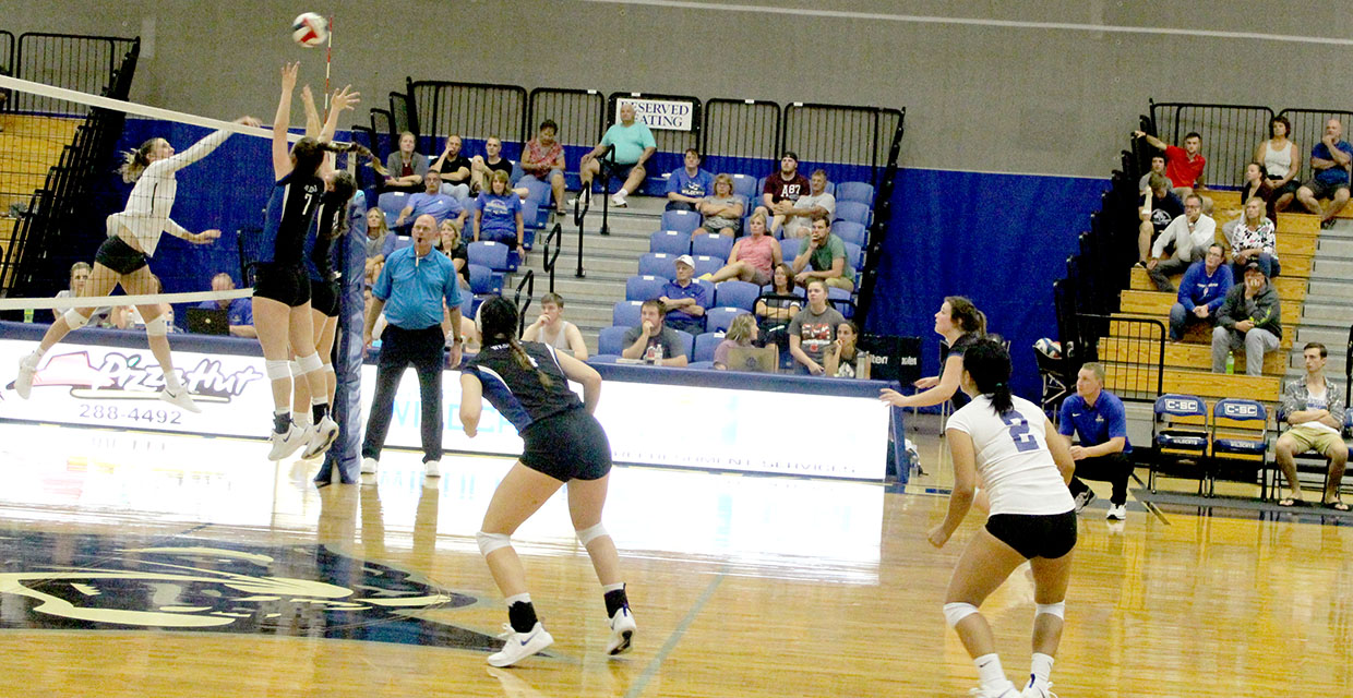 Peru State Sweeps Women S Volleyball Culver Stockton College